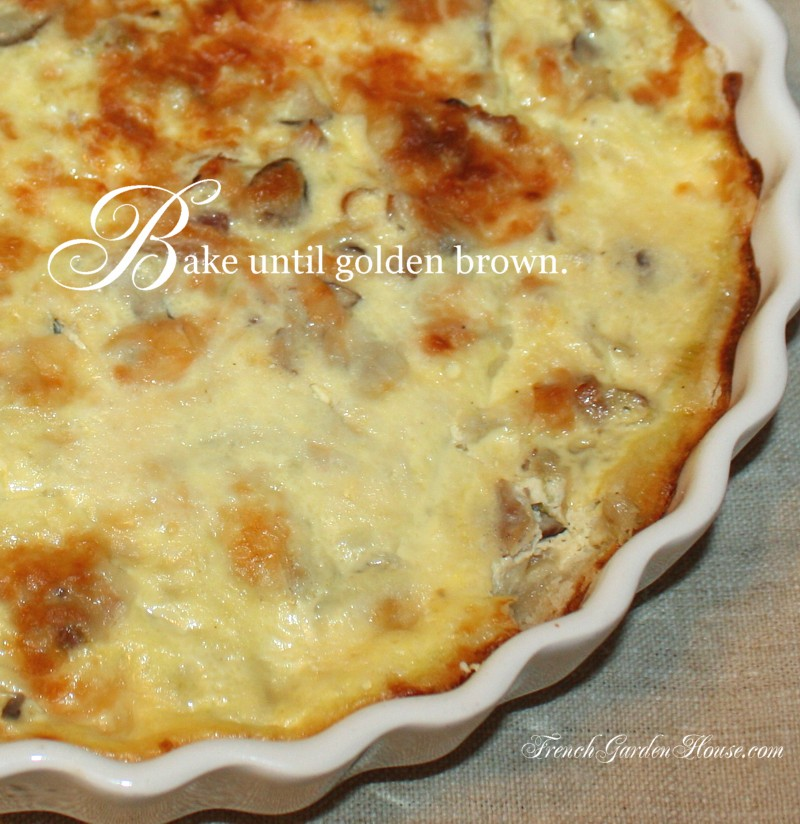 hope you love this! I couldn't find the Fontina, so I just used ...