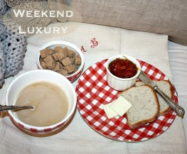 Simple Weekend Luxury: Morning {in bed} Coffee