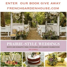 Prairie Style Weddings: BOOK GIVEAWAY