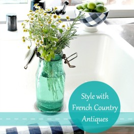 How to Add French Country Style to Your Home