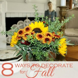 8 Ways to Decorate Now for Fall