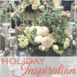 BE INSPIRED | Showroom Holiday Design
