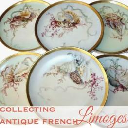 Secret Life of Antiques | Limoges Porcelain
