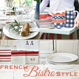 French Bistro Style