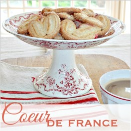 How to Make Classic French Palmiers | Perfect Valentine Cookies