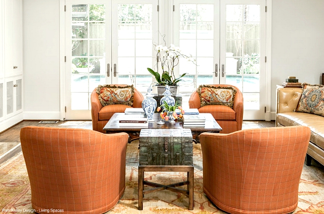 Brilliant friends | Interior Designer Pam Kelley from Dallas, Texas