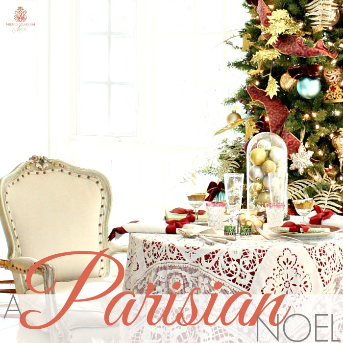 A PARISIAN NOEL | bHome for the Holidays