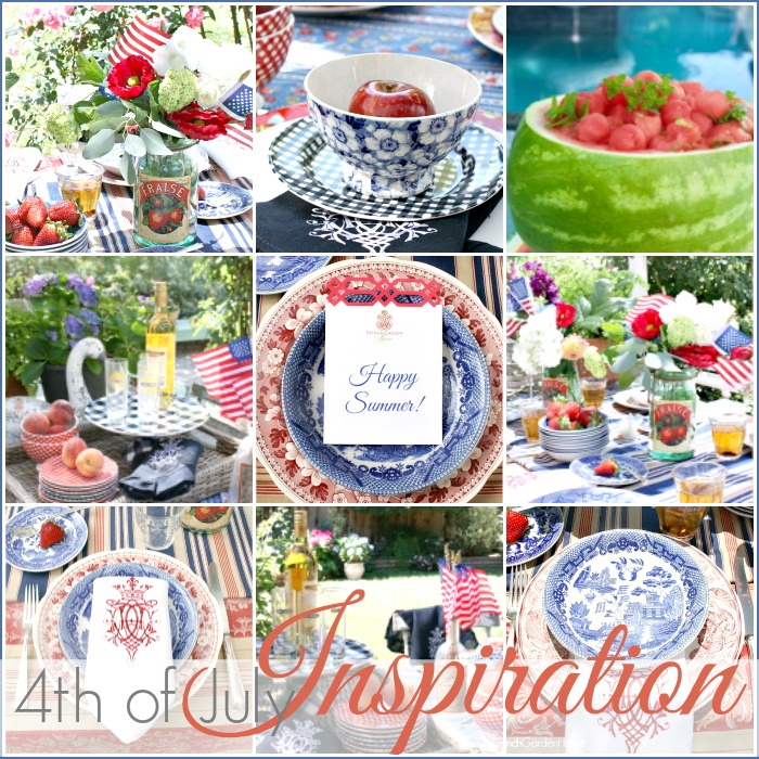 4th OF JULY INSPIRATION