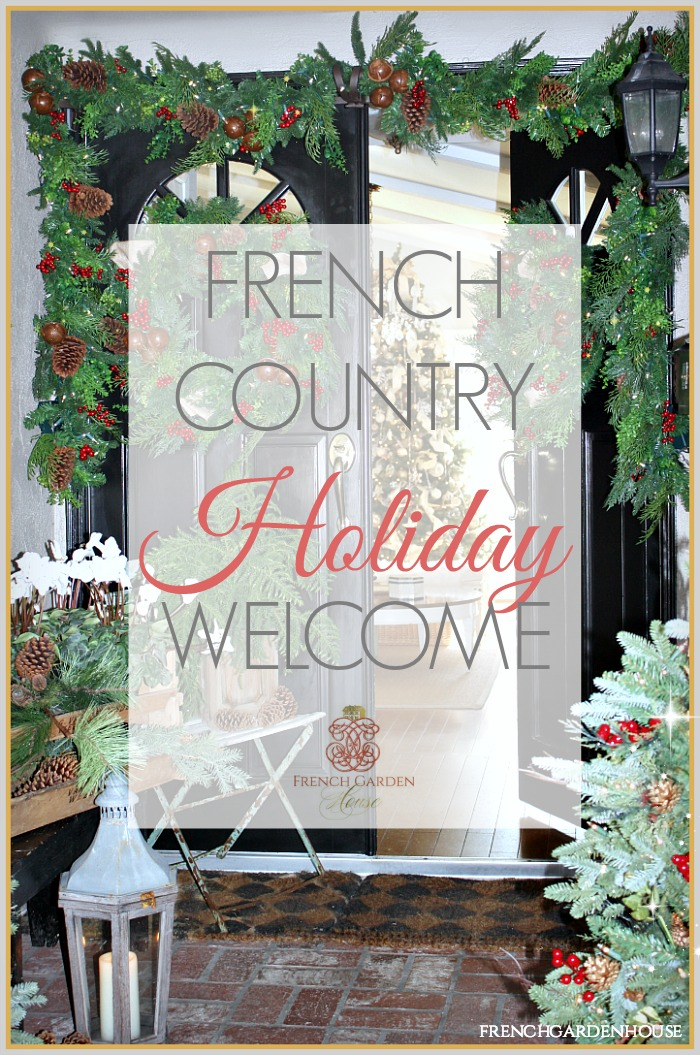 french country holiday