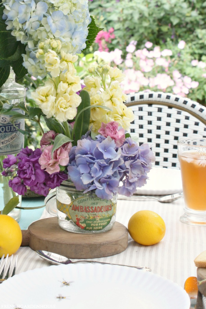 Five Secrets for Creating a Summer Tablescape