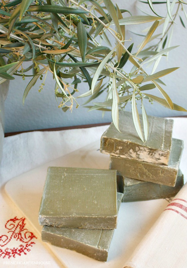 French COuntry olive oil soap