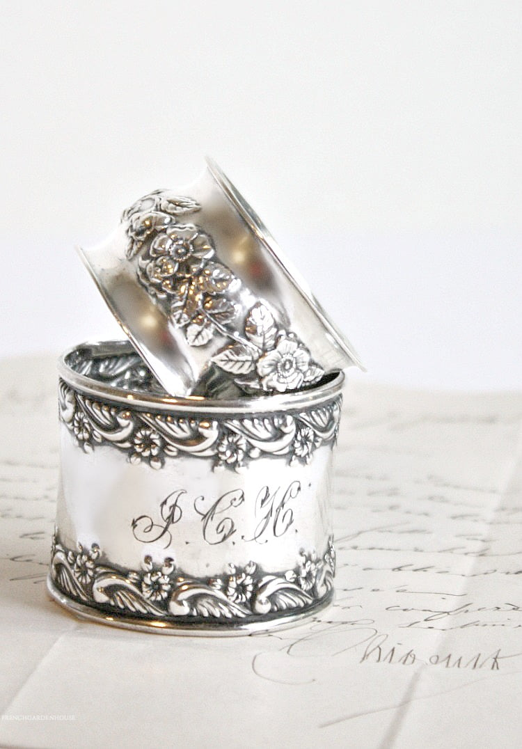 Antique Napkin Rings