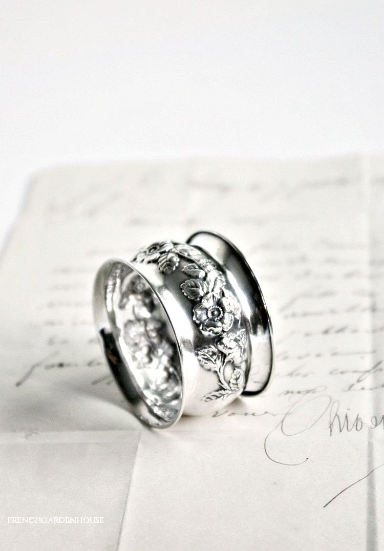 antique napkin rings