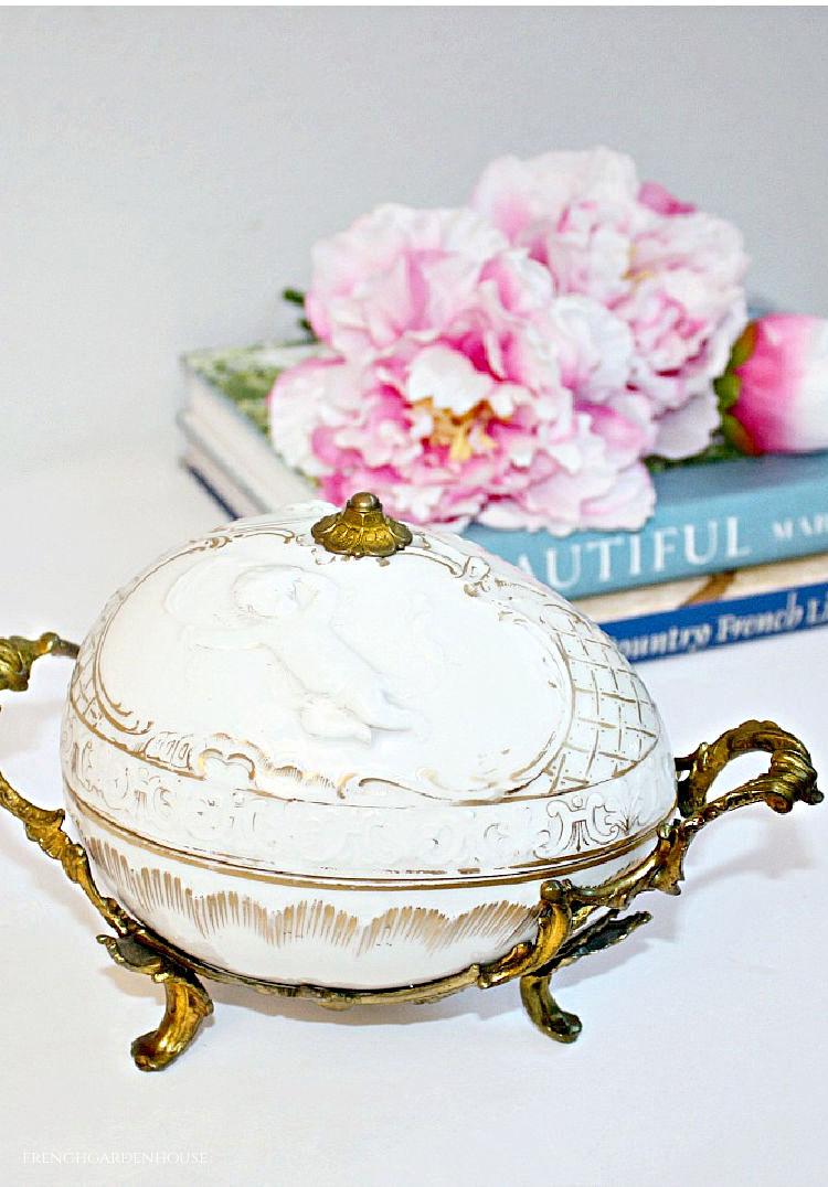 antique Sevres Porcelain