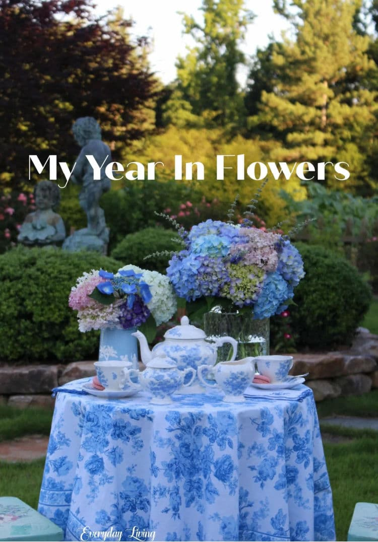 The Year in Flowers