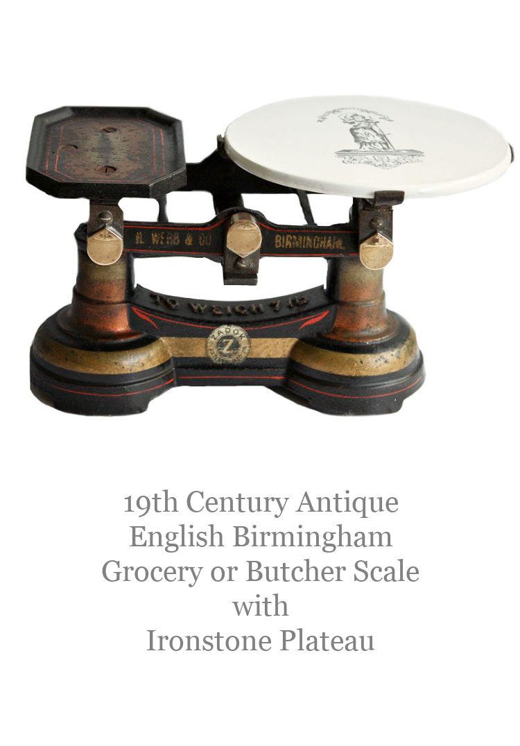 Secret Life of Antiques | Scales