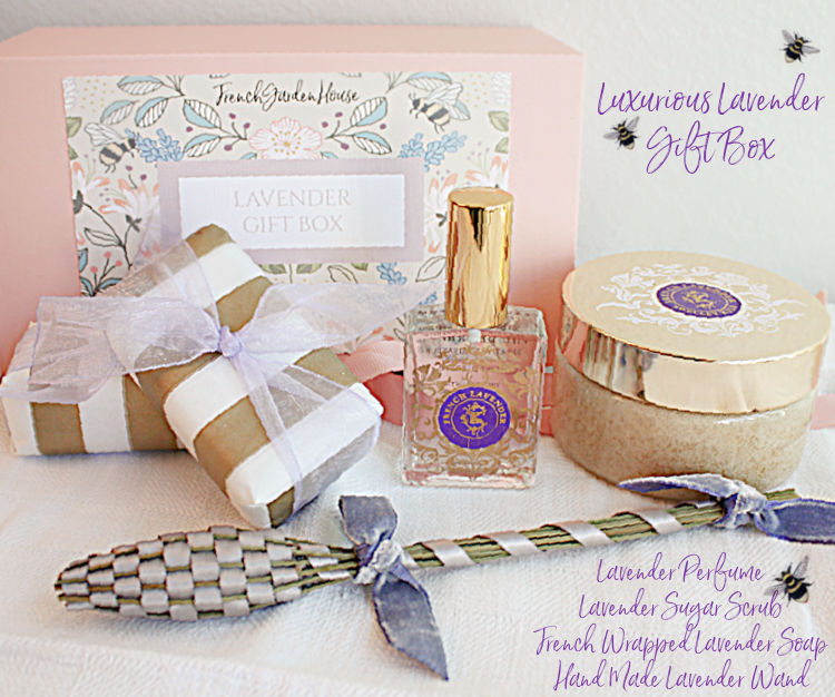 lavender French luxury