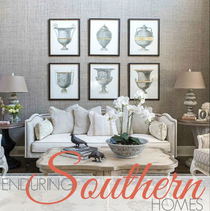 42 Gorgeous Living Room Color Ideas For Every Taste Best: ENDURING SOUTHERN HOMES