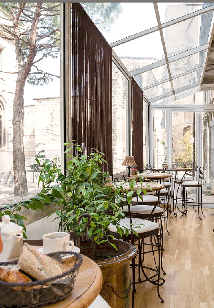 where to stay avignon