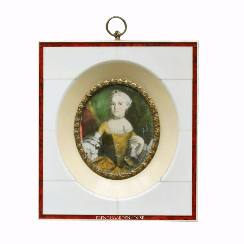 Collecting Antique Portrait Miniatures
