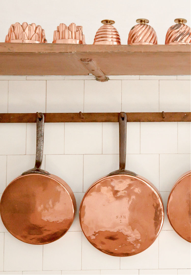French Country Copper |Tricks of the Trade