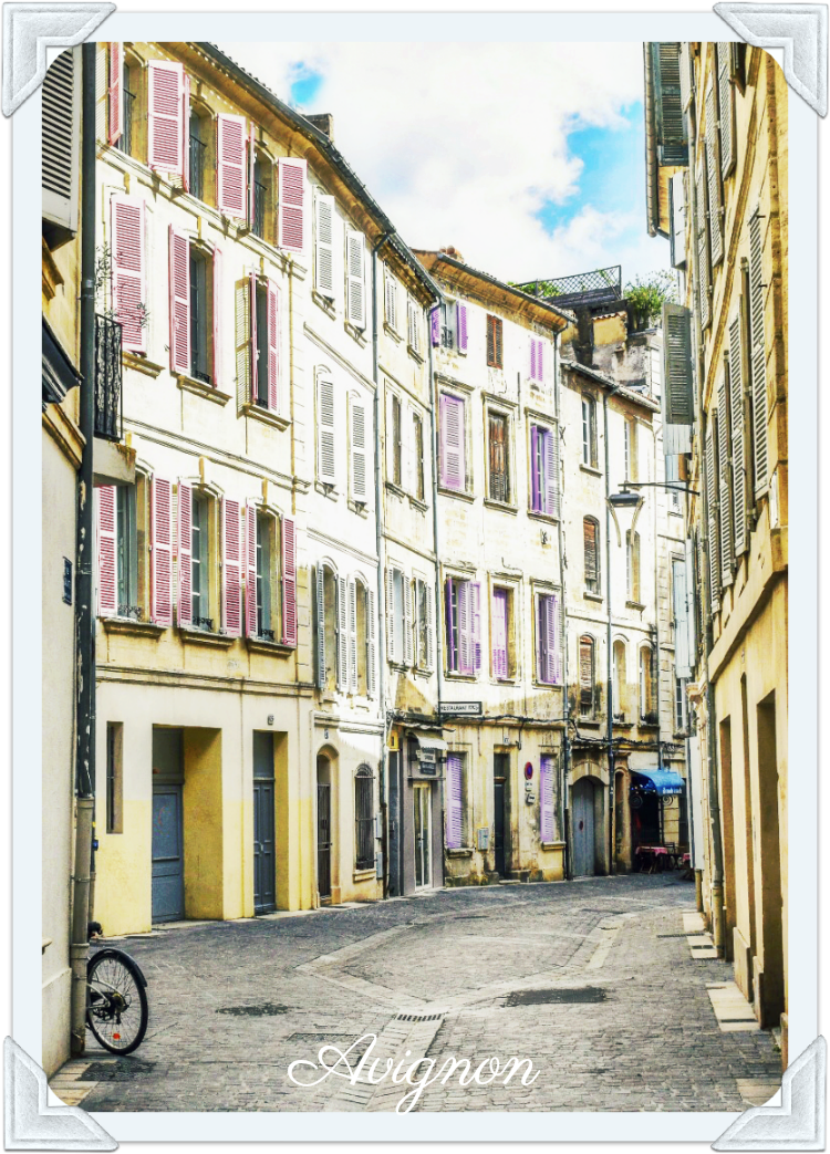 Notes from the Road | Visit Avignon