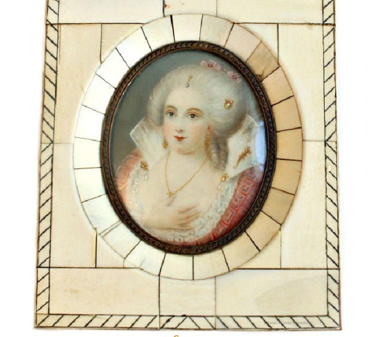 Collecting Antique Portrait Miniatures
