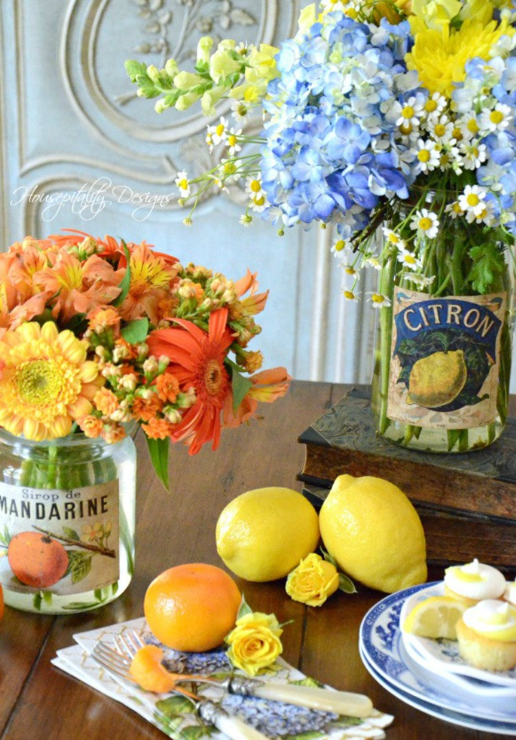 Collecting Vintage French Glass Jars