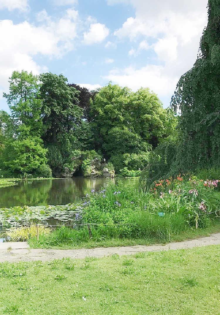 Best Kept Secret Garden In Paris