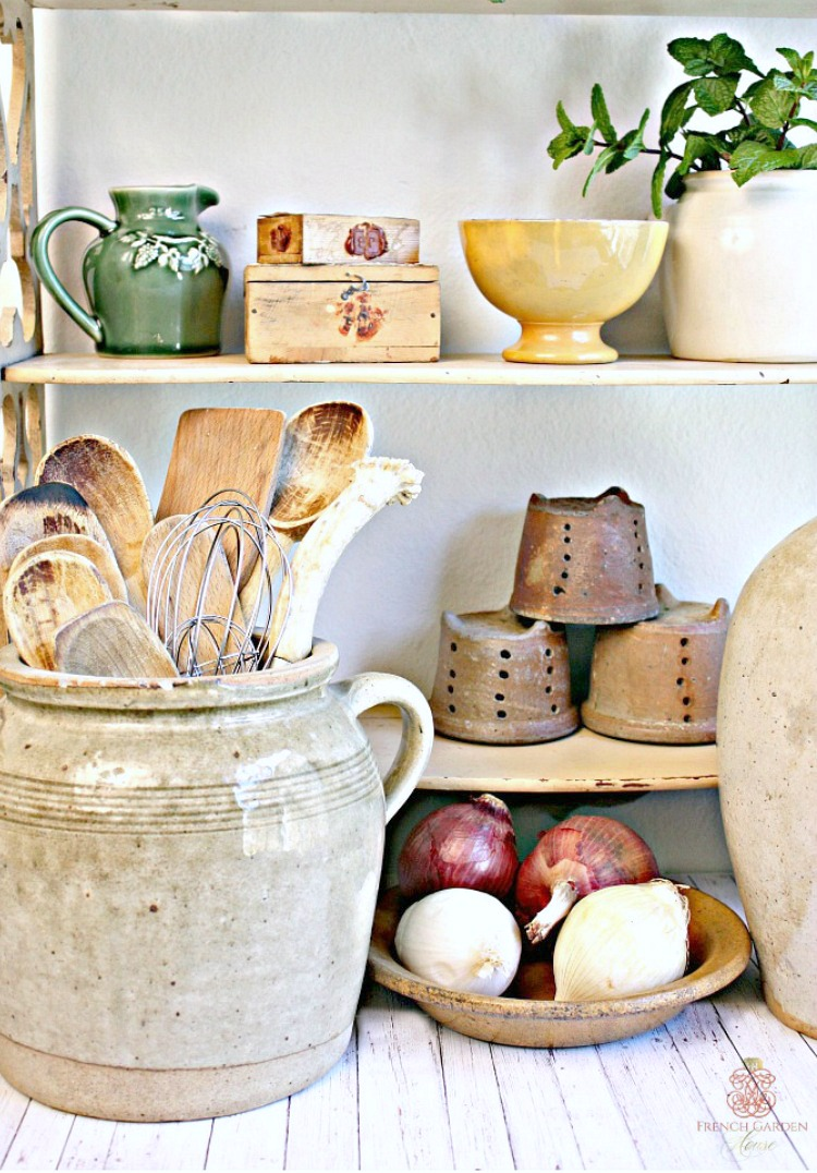 Smitten with Culinary Antiques