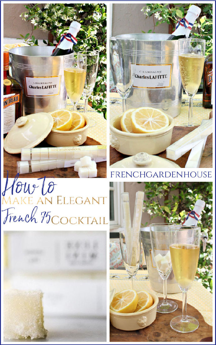 summer cocktail how to