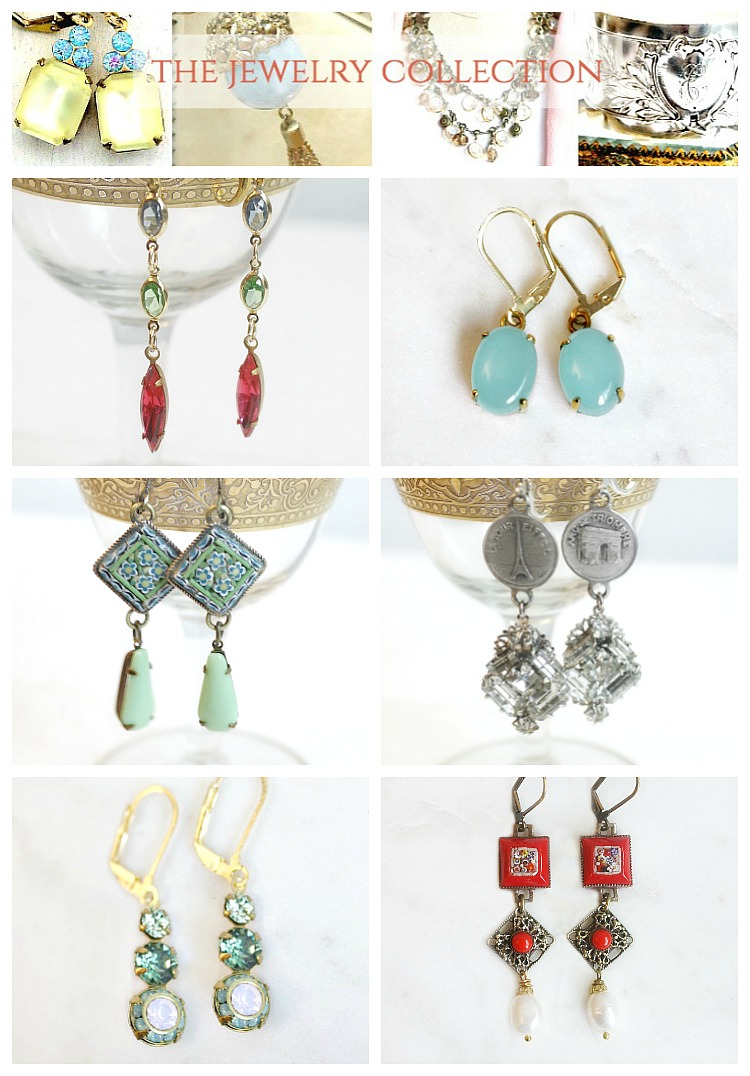 Bright Cheery & Beautiful Jewelry Collection