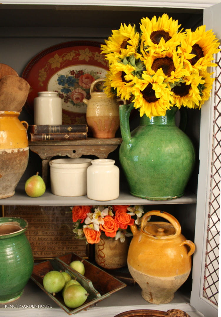 An Easy Sunflower Arrangement