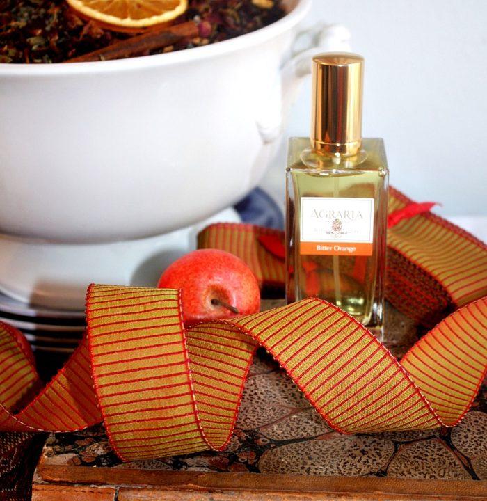 scented bitter orange room spray