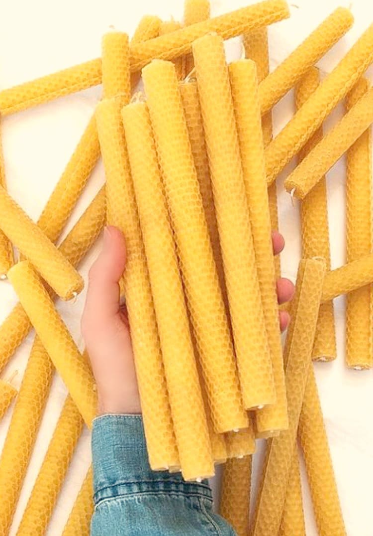 The Allure of French Beeswax Candles