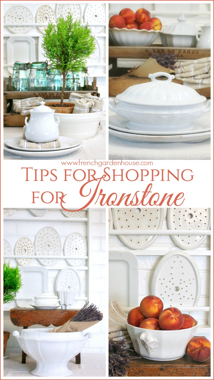 shop for ironstone