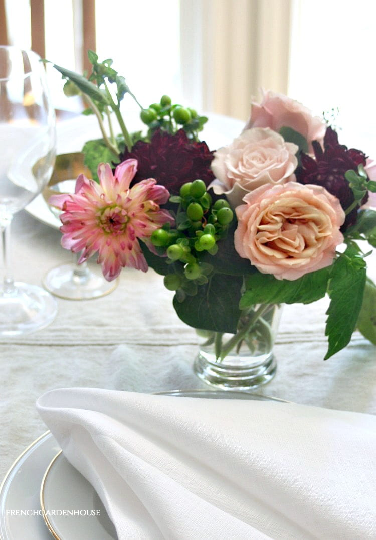 The Art of Small Flower Arrangements