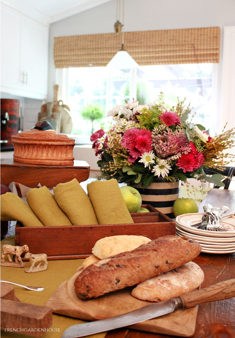 French country DIY Flowers