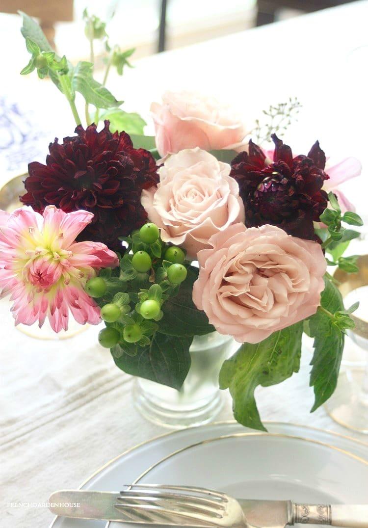 The Art of Small Flower Arrangements