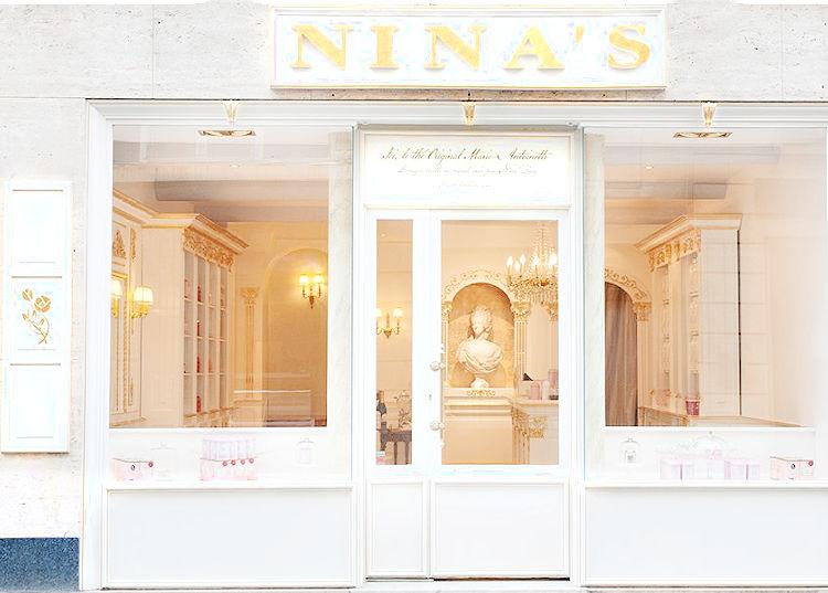 Visit Nina's Paris Tea Salon