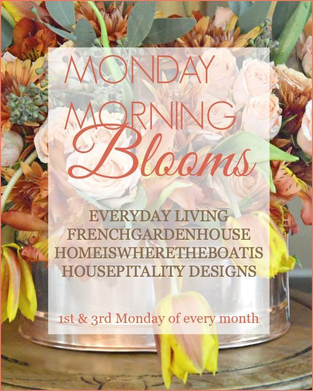 Monday Morning Blooms