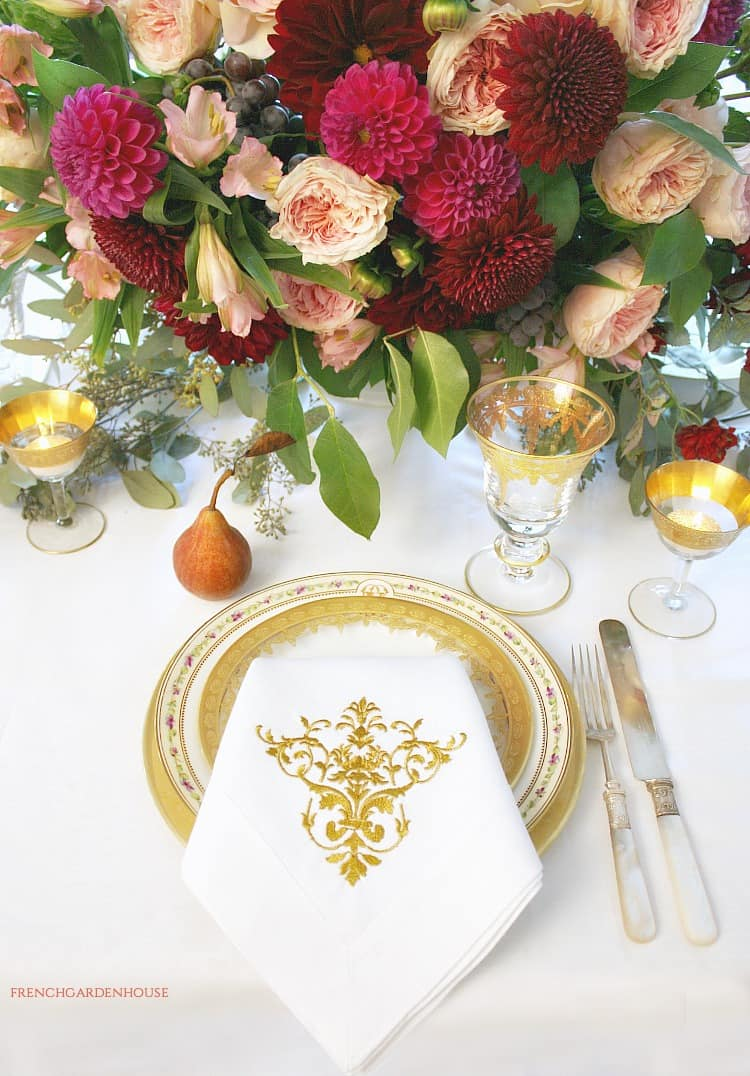 8 Tips for Setting Your Thanksgiving Table