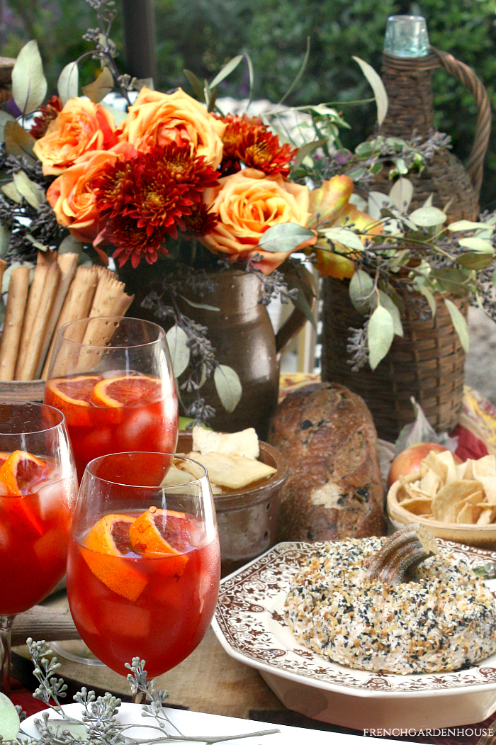 How to Host A Fall Appetizer Party