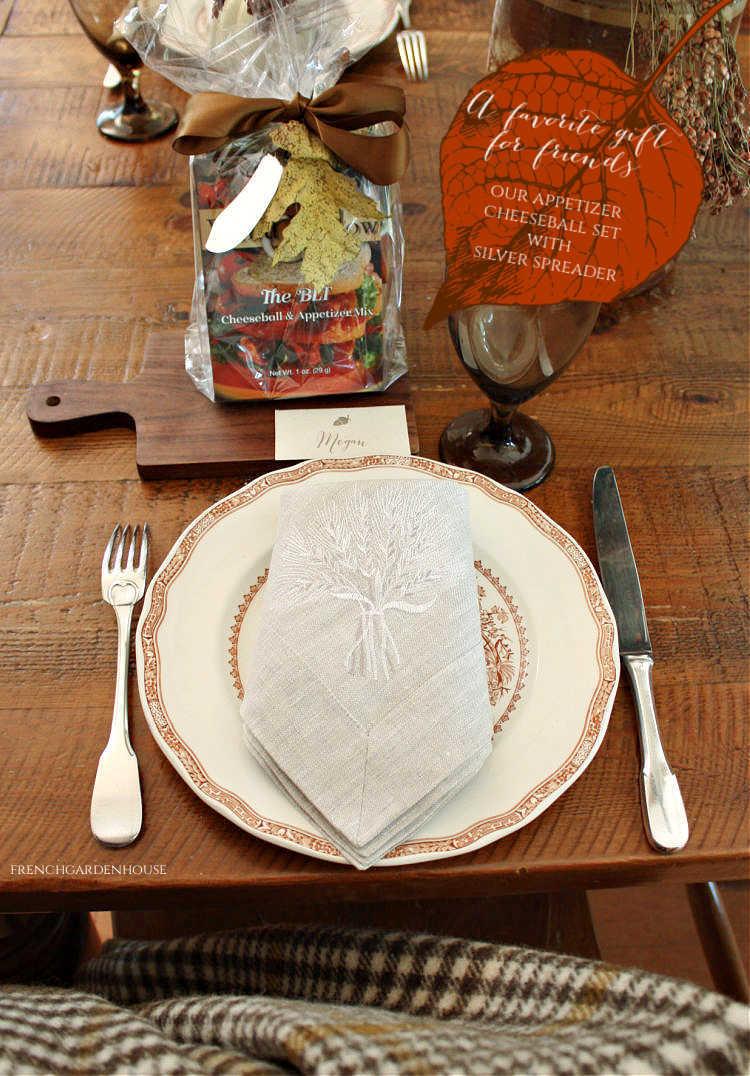 autumn hostess gift