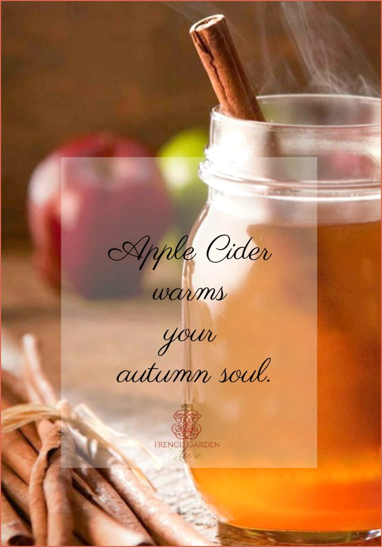 apple cider quote