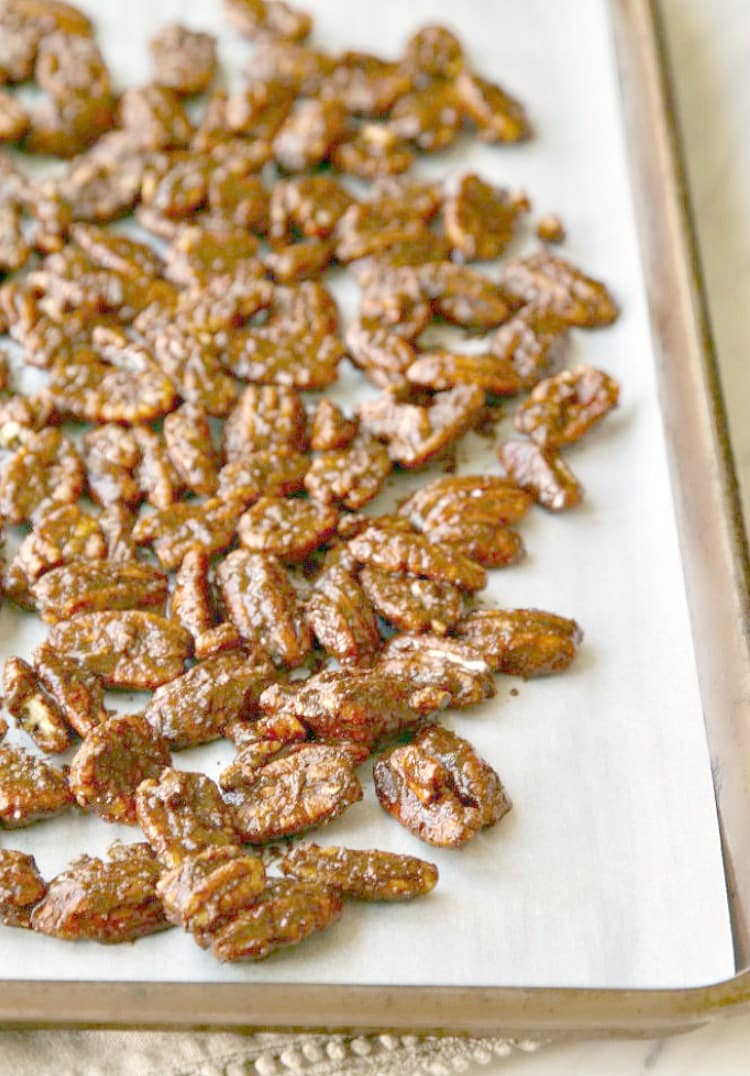 How to Make the BEST Holiday Pecans Ever!