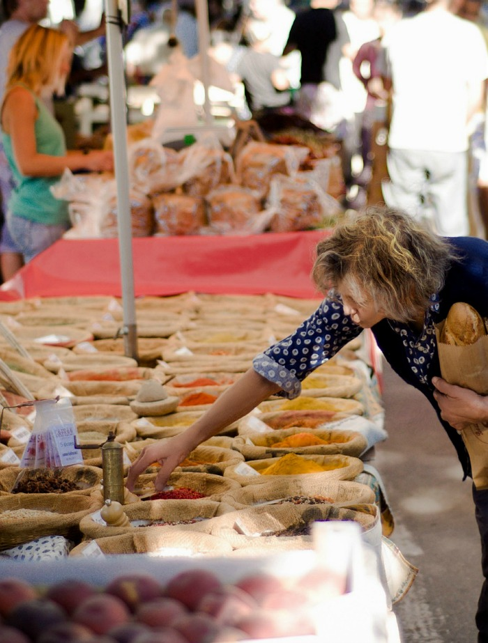 Notes From The Road | ST. REMY DE PROVENCE MARKET DAY