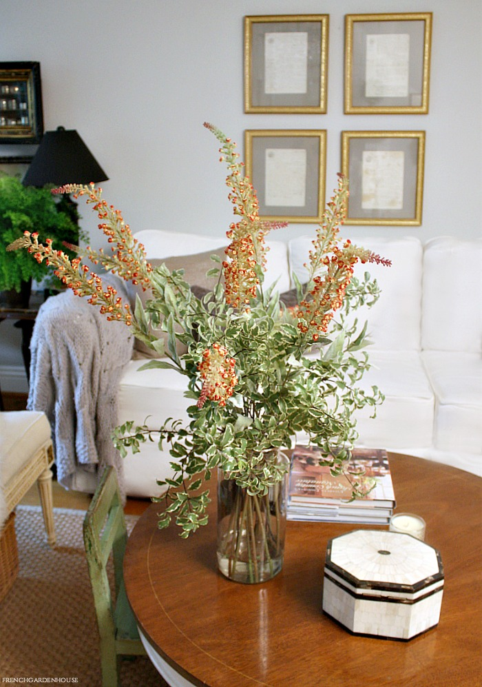 FALL DECORATING INSPIRATION