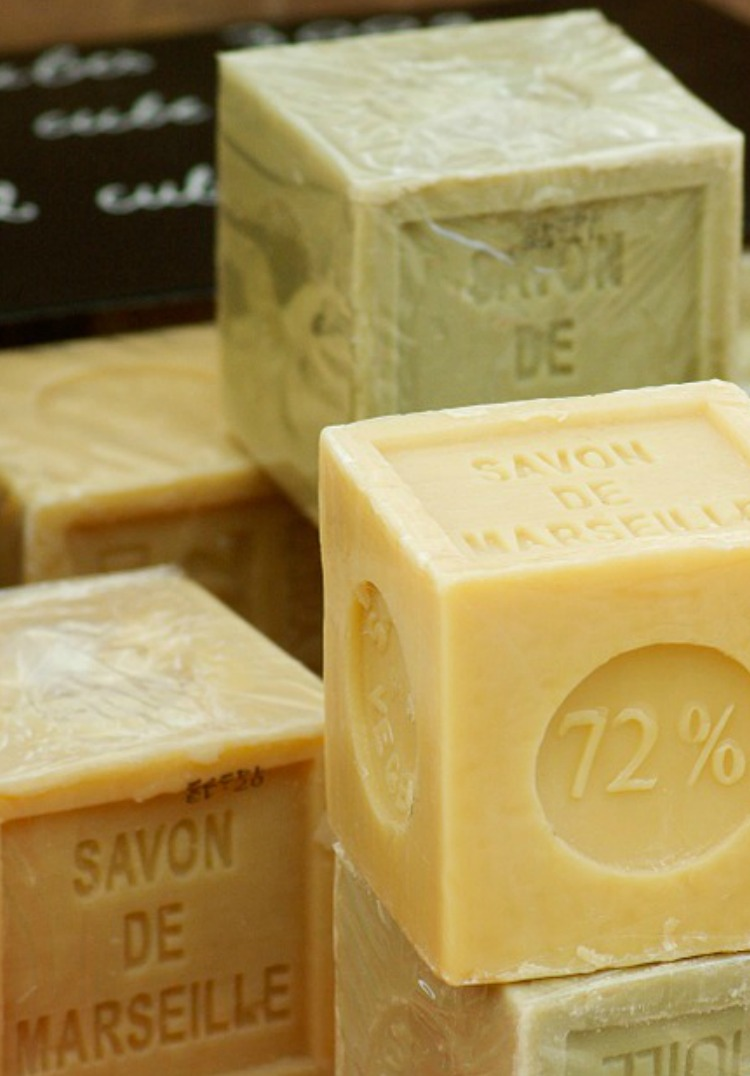 French soap store