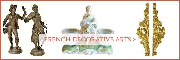 antique french decorative arts